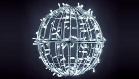 Объемные 3D шары