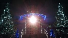 Гирлянда DELUX ICICLE 2x0,7м Flash  (Мерцающий Сталактит) LED синий