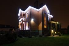 Оформление загородного дома - Борщаговка