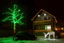 Оформление загородного дома - Пуща-Водица, 2014