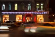 Эксклюзивное оформление сети ресторанов Реприза, 2014