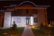 Комплексное оформление дома и елки - Романков, 2014