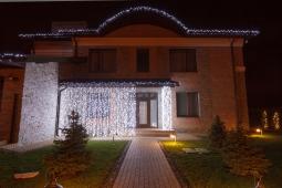 Комплексное оформление дома и елки - Романков