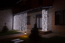 Гирлянда BRIGHTLED Curtain 2x1,5м (Штора) 456LED тепло-белый