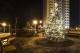 Новогодняя иллюминация жилого комплекса «Парковые Озера», Интергал-Буд