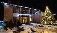 Новогоднее оформление дома и елки - Романков
