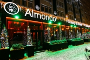 Ілюмінація Almondo Restaurant & Club, Київ, 2016