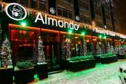 Иллюминация Almondo Restaurant&Club, Киев, 2016