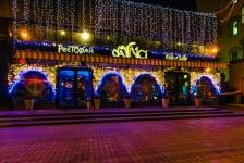 Эксклюзивное оформление ресторана Давинчи, Киев