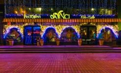 """Эксклюзивное оформление ресторана """"Давинчи"""", г.Киев, 2015"""