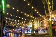 Уличные гирлянды LED