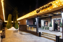 Освещение ресторана ТАНДЫР, Киев