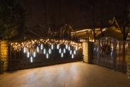 Эксклюзивная комплексная иллюминация загородного дома, 2017