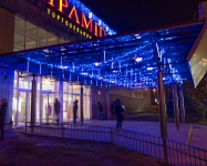 Гірлянда BRIGHTLED String 10м (Нитка) LED синій