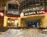 Иллюминация ресторана Пузата Хата, Ильенко Киев