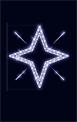 Световая конструкция Звезда ST-8