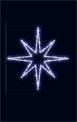 Световая конструкция Звезда ST-10