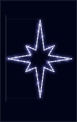 Световая конструкция Звезда ST-14