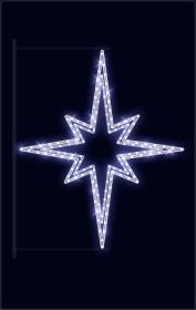 Световая конструкция Звезда ST-15