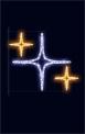 Световая конструкция Звезды ST-1
