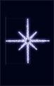 Световая конструкция Звезда ST-3