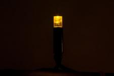 Гирлянда BRIGHTLED String 10м (Нить) LED FLASH желтый