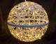 Шар FIBERGLASS декоративный 45см (Фиберглас сфера) LED