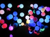 Гирлянда внутренняя ICICLE BALL 3x0,5м (Сталактит с шарами) 150 LED