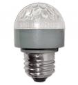 Лампа светодиодная  21LED белая E27