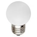 Светодиодная лампа G45 3LED SMD E27 1Ватт