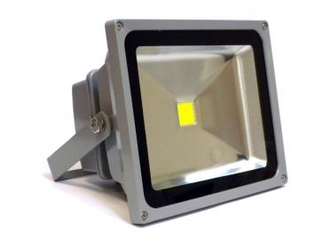 Светодиодный прожектор 10W 220V IP65 RGB