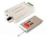 RGB радио контроллер 12A 6 кнопок программируемый
