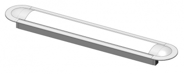 Профиль для светодиодной ленты LPV-12