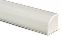Профиль для светодиодной ленты PF-11 с рассеивателем