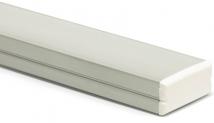 Профиль для светодиодной ленты PF-13 с рассеивателем