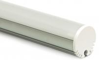 Профиль для светодиодной ленты PF-14 с рассеивателем