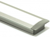Профиль для светодиодной ленты PF-3 в комплекте