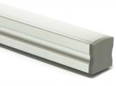Профиль для светодиодной ленты PF-5 с рассеивателем