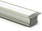 Профиль для светодиодной ленты PF-6 с рассеивателем