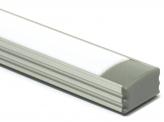 Профиль для светодиодной ленты PF-1 в комплекте