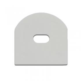 Заглушка с отверстием для светодиодного профиля