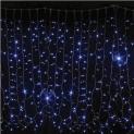 Гирлянда DELUX Curtain 2x3м (Штора) 912LED синий