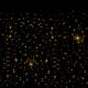 Гирлянда DELUX Curtain 2x7м (Штора) 1520LED желтый