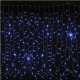 Гирлянда DELUX Curtain 2x7м (Штора) 1520LED синий