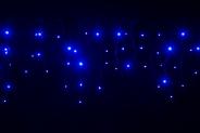 Гірлянда BRIGHTLED ICICLE 3x0,5м (Сталактит) LED синій