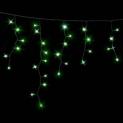 Гирлянда DELUX ICICLE 2x0,5м (Сталактит) LED зеленый