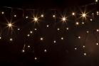 Гирлянда BRIGHTLED ICICLE 3x0,5м (Сталактит) LED тепло-белый