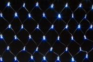 Гирлянда BRIGHTLED NET 2,5x1,2м (Сетка) LED синий