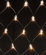Гирлянда BRIGHTLED NET 2,5x1,2м (Сетка) LED желтый