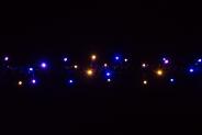 Гирлянда BRIGHTLED String (Нить) Bi-color 10м синий + тепло-белый